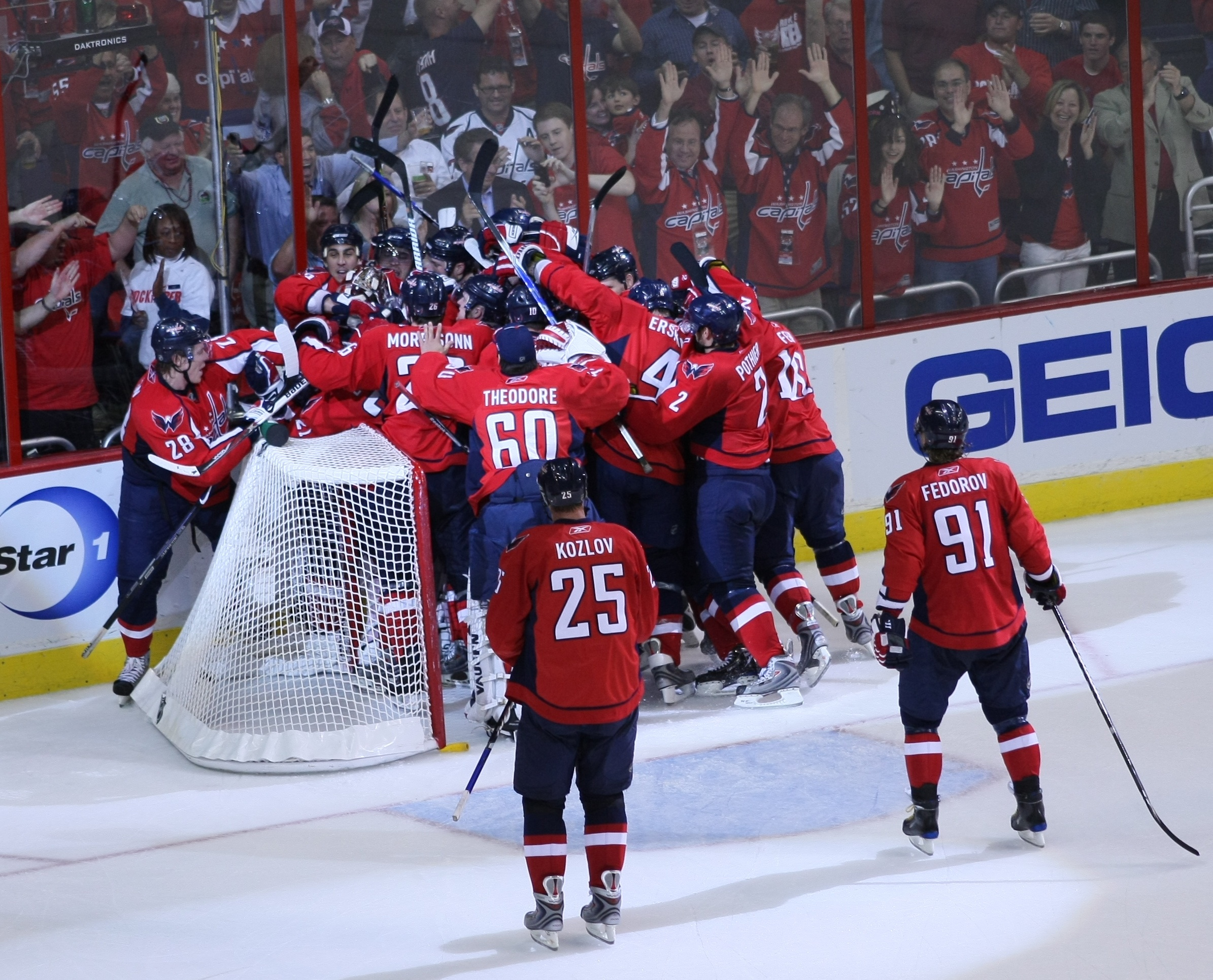 Stanley Cup -mestarin seura vaihtuu