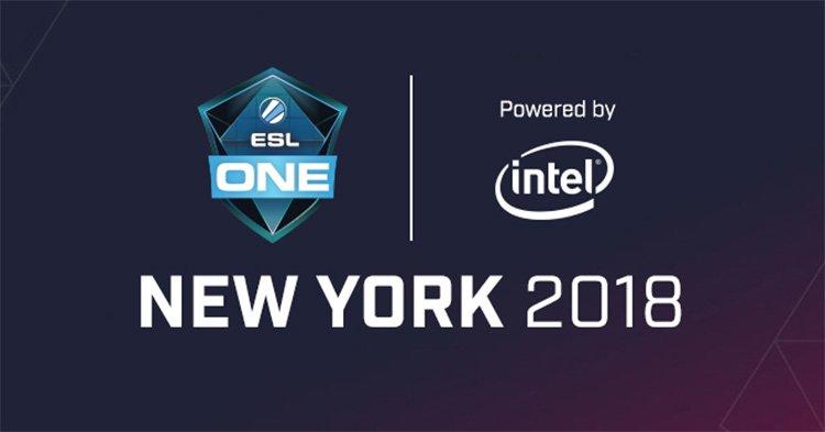 ESL One New York alkoi viime yönä – fnatic jäi viimeiseksi