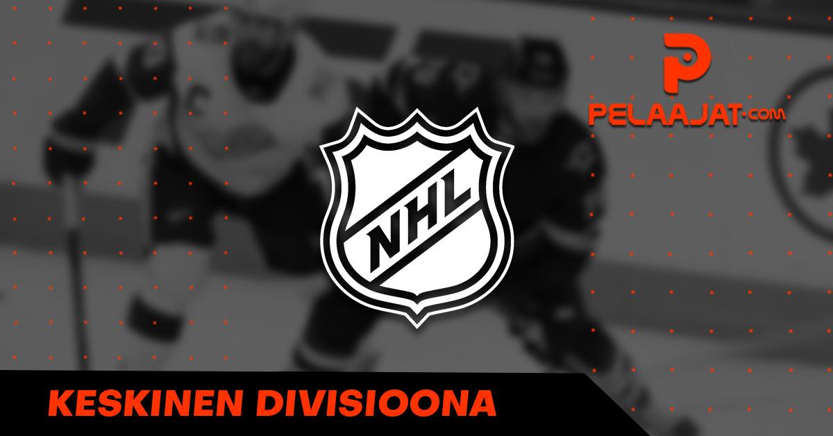 NHL-ennakko 2018-19: Keskinen divisioona