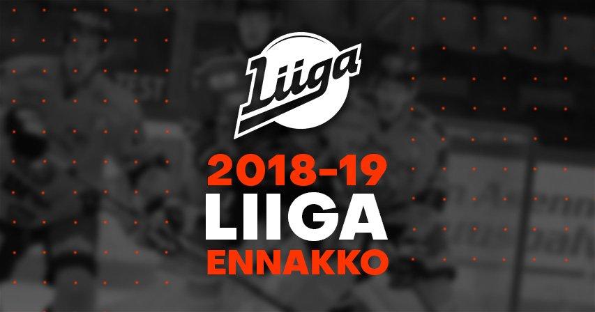 Liigaennakko 2018-19