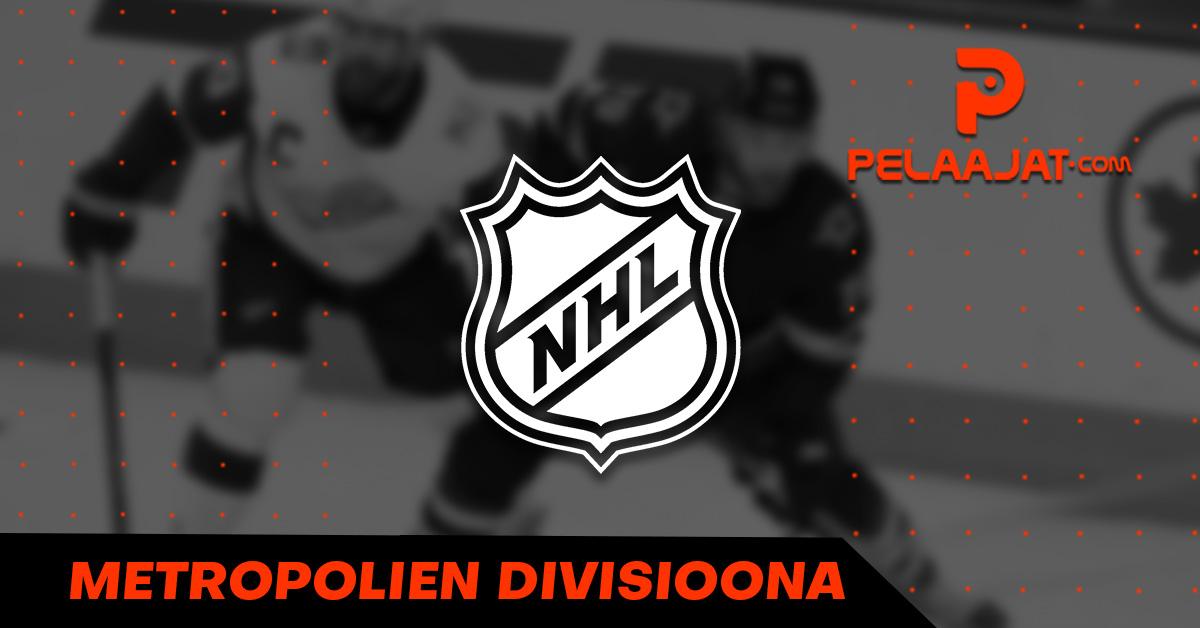 NHL-ennakko 2018-19: Metropolitan divisioona