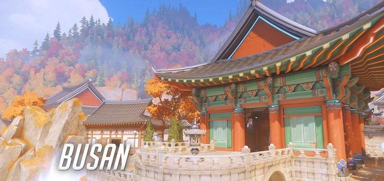 Uusi Overwatch-kartta Busan nyt myös Competitive-pelissä