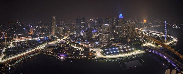 F1 Ennakko: Singapore