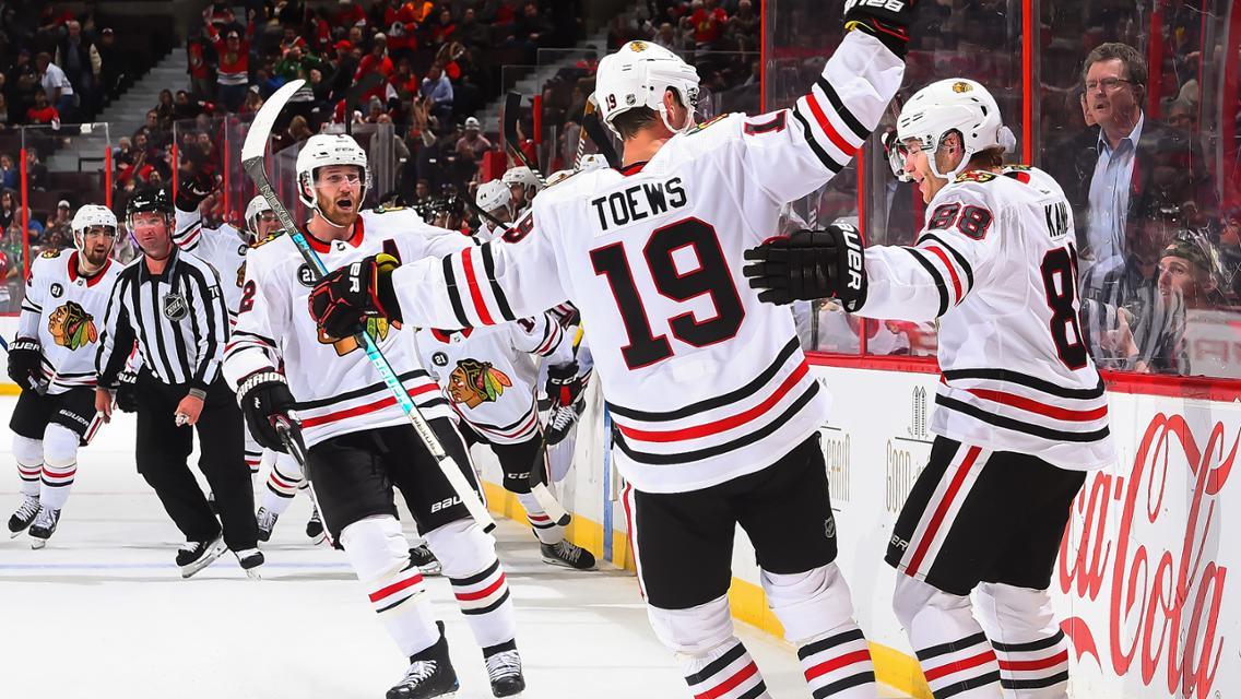 Yön NHL-kattaus tarjosi kolme suomalaisten maalia