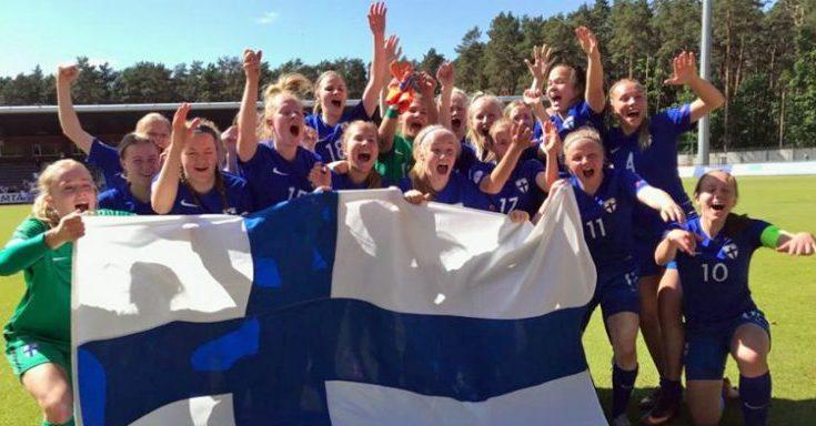 U17-tytöt valittu kisoihin – Tehdäänkö tällä joukkueella historiaa