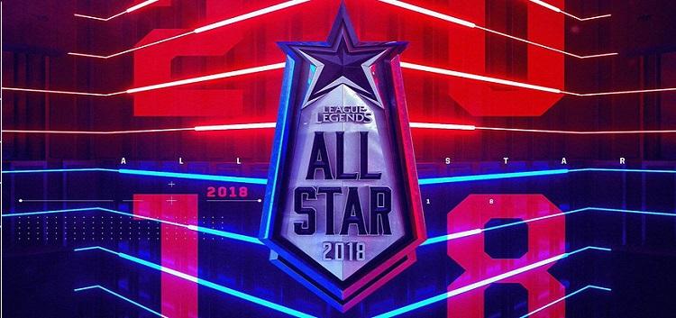 Riot julkisti vuoden 2018 All-Star-tapahtuman