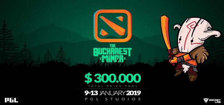 PGL Esports julkisti Bucharest Minor -turnauksen