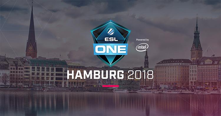 ESL One Hamburg 2018 – Joukkueet, ennakko ja otteluohjelma