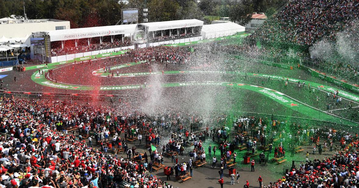 F1 -Ennakko: Hamilton sinetöi mestaruuden meksikossa