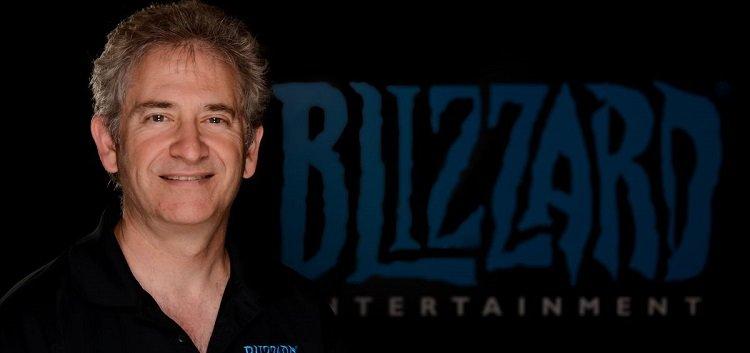 Blizzard-pomo Mike Morhaime astuu syrjään puheenjohtajan paikalta