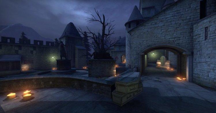 Uusi päivitys tuo mukanaan Halloween teeman ja uudistetun Cobblestonen