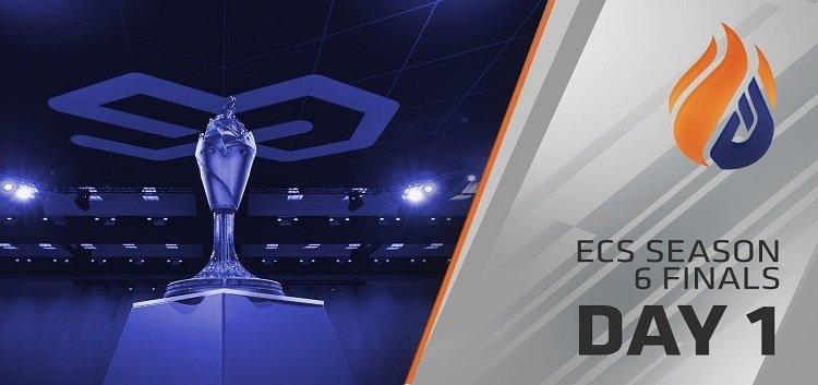 ECS Season 6 Finalsissa vauhdikas avauspäivä – suomalaisen suNnyn mousesports kärsi avaustappion