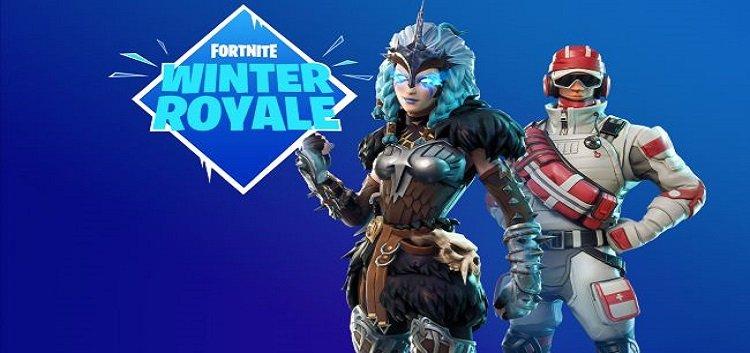 Miljoonan dollarin Fortnite Winter Royale käyntiin tänä viikonloppuna
