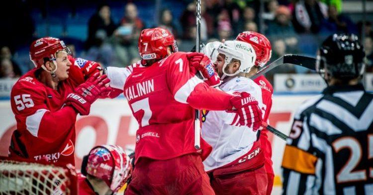 Spartak tyrmäsi vaisun Jokerit Moskovassa