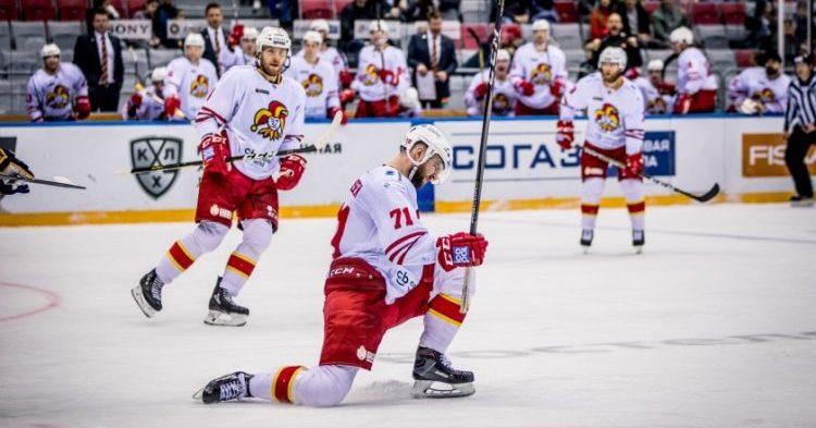 Jokerit päätti vuoden voittoon Slovan Bratislavasta