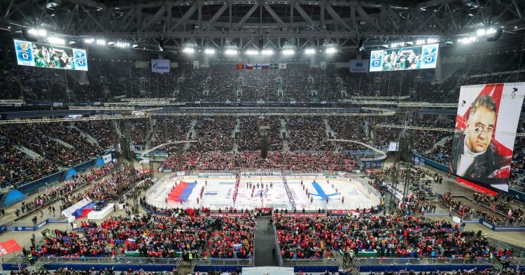 Venäjä kaatoi Suomen Pietarin ulkoilmastadionilla