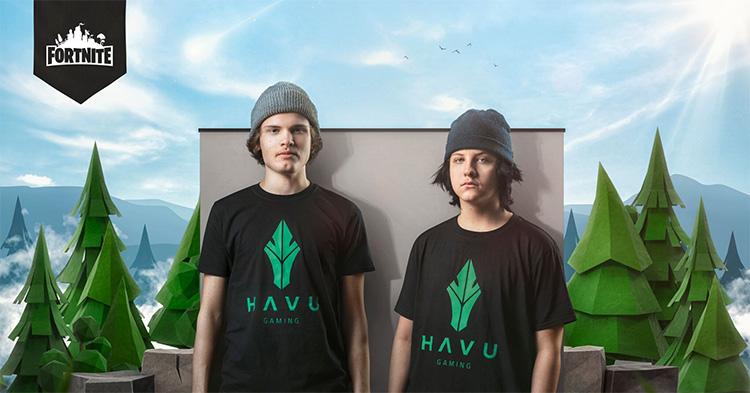 HAVU Gaming lisää Fortnite-duon rosteriinsa