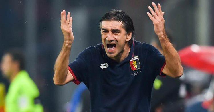 Genoa päätyi tuttuun ratkaisuun – Taas potkut valmentajalle