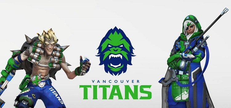 Overwatch Leaguen uusin tulokas on Vancouver Titans