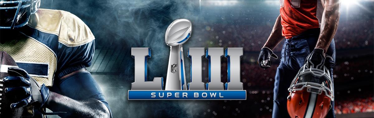 Super Bowl 2019: -Unibetin tarjoukset pelipäivään!