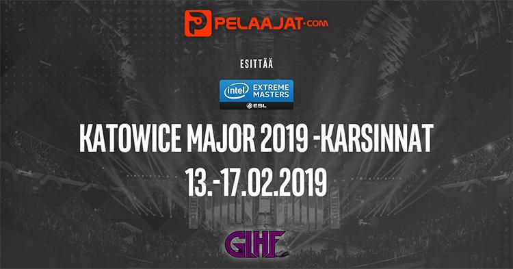 IEM Katowice: Lauantain kohokohdat – Sunnuntain pelit jälleen suorana klo 14:00 alkaen