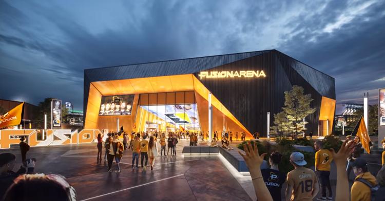 OWL-joukkue Philadelphia Fusion rakentaa USA:n ensimmäisen esports-areenan