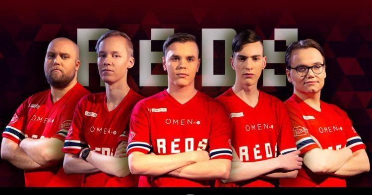 hREDS julkisti CS:GO joukkueensa