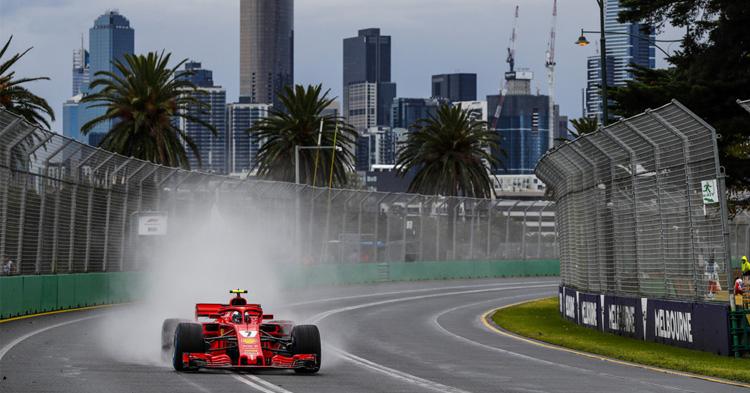 Suuri suru on läsnä Formula 1 -kauden avauskilpailussa Australiassa
