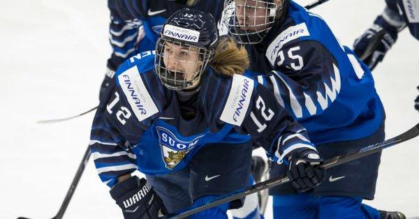 Suomen naiset kellistivät Venäjän