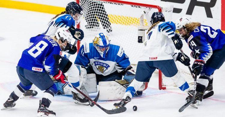 USA:lle MM-kultaa! – Videotarkastus vei kannun Suomelta