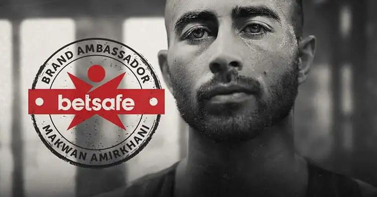 Voita matka Makwan Amirkhanin UFC-paluuotteluun!
