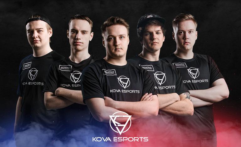 KOVA Esports on Suomen uusin kilpapeliorganisaatio – taustalla mediatalo Keskisuomalainen