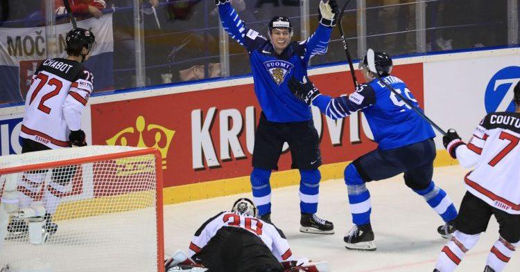 Leijonat kaatoi Kanadan 3-1(!) – Kaapo Kakko osui kahdesti