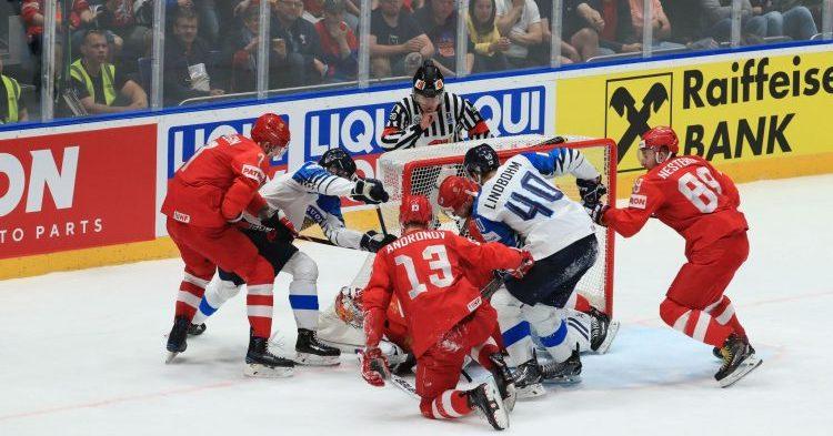 Leijonat kaatoi Venäjän ja selviytyi MM-finaaliin!