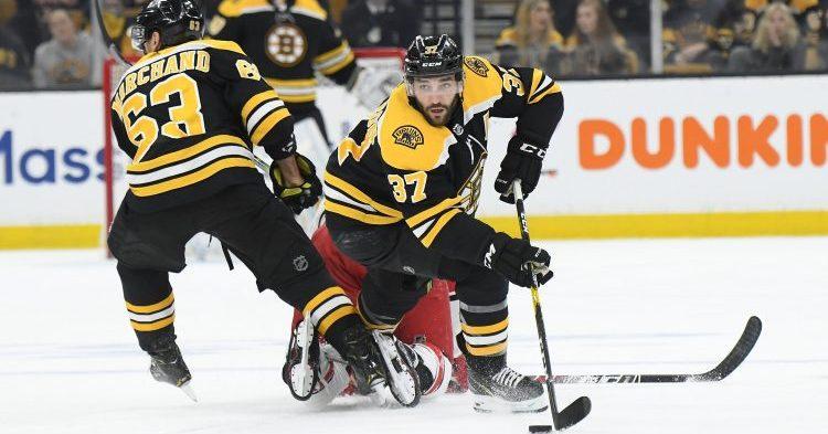 Boston masensi Carolinan toistamiseen