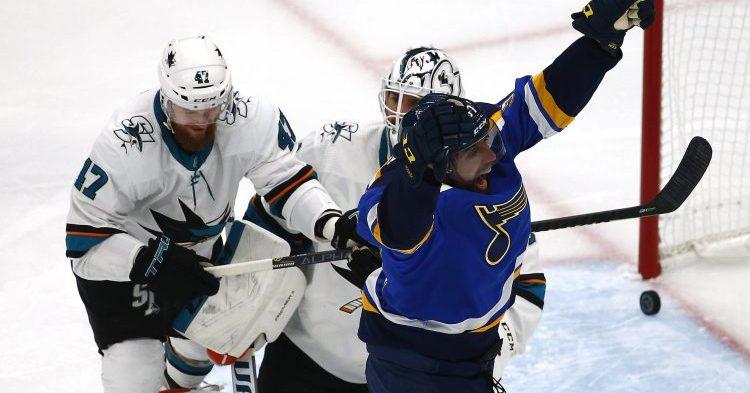 Blues jyräsi tiensä Stanley Cupin finaaleihin!