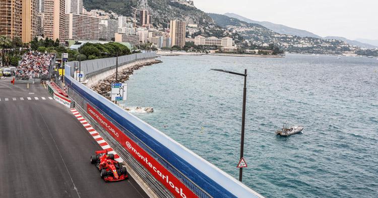 Suru-uutinen valtaa glamouria tihkuvan Monaco GP:n