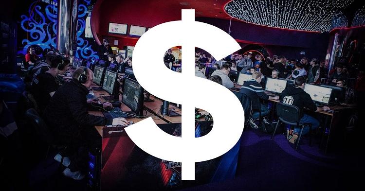 Rahasummat esportsin ympärillä kasvavat – tänä vuonna jaettu yli 60 miljoonaa dollaria
