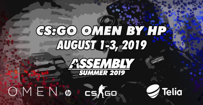 Assemblyjen CS:GO-turnaus pelataan erikoisella formaatilla