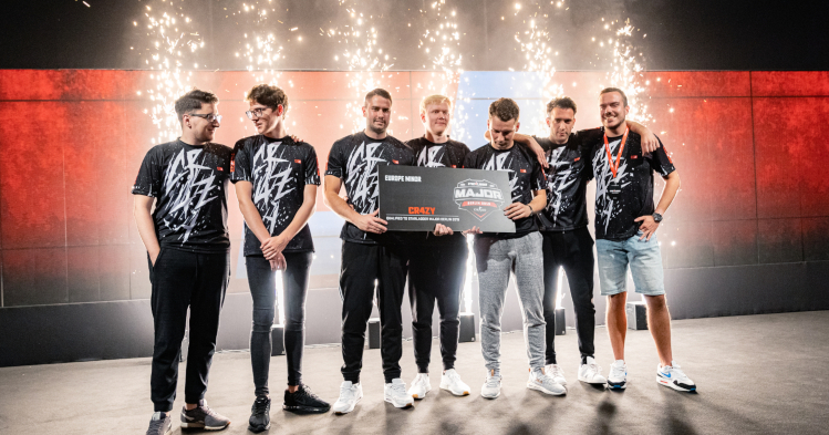 OttoNd nähdään CS:GO-Majoreilla! – Kantoi joukkueensa toiseksi Euroopan Minor-turnauksessa