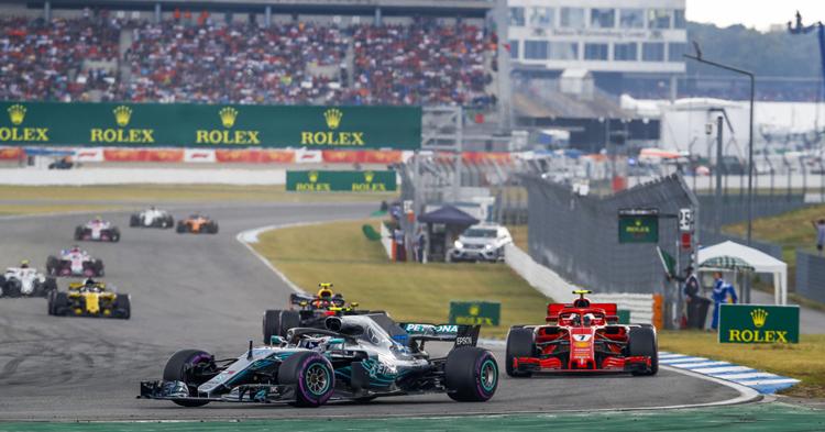 Viikonloppuna ajetaan Saksassa – Peseekö Vettel kasvonsa?