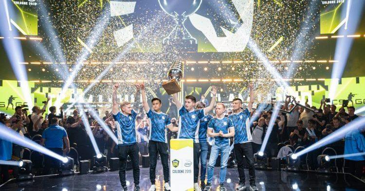 Liquid Intel Grand Slamin ja Colognen voittoon Kölnissä