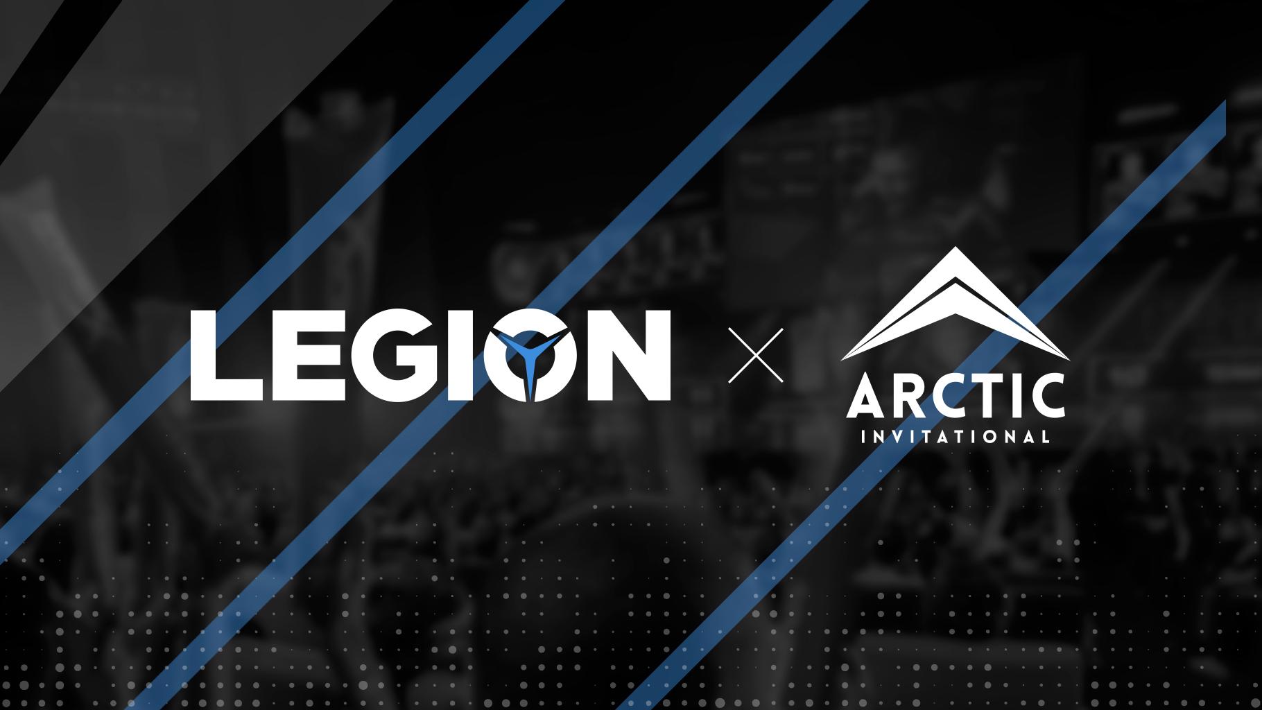 Lenovo Legion Arctic Invitational -turnauksen pääyhteistyökumppaniksi