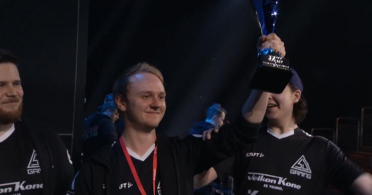 CS:GOn uusi Suomen mestari SJ Gaming nähdään Arctic Invitationalissa