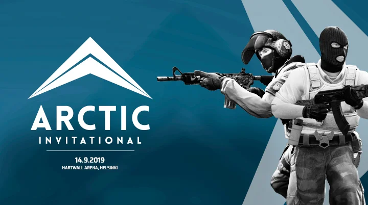 Arctic Invitational mukana Pelaajatcomin Major-lähetyksissä