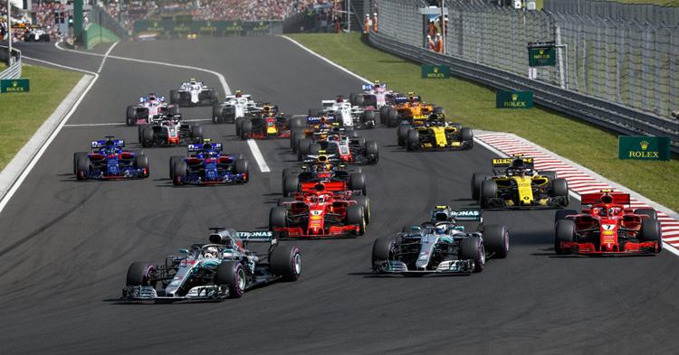 F1 Unkari 2021