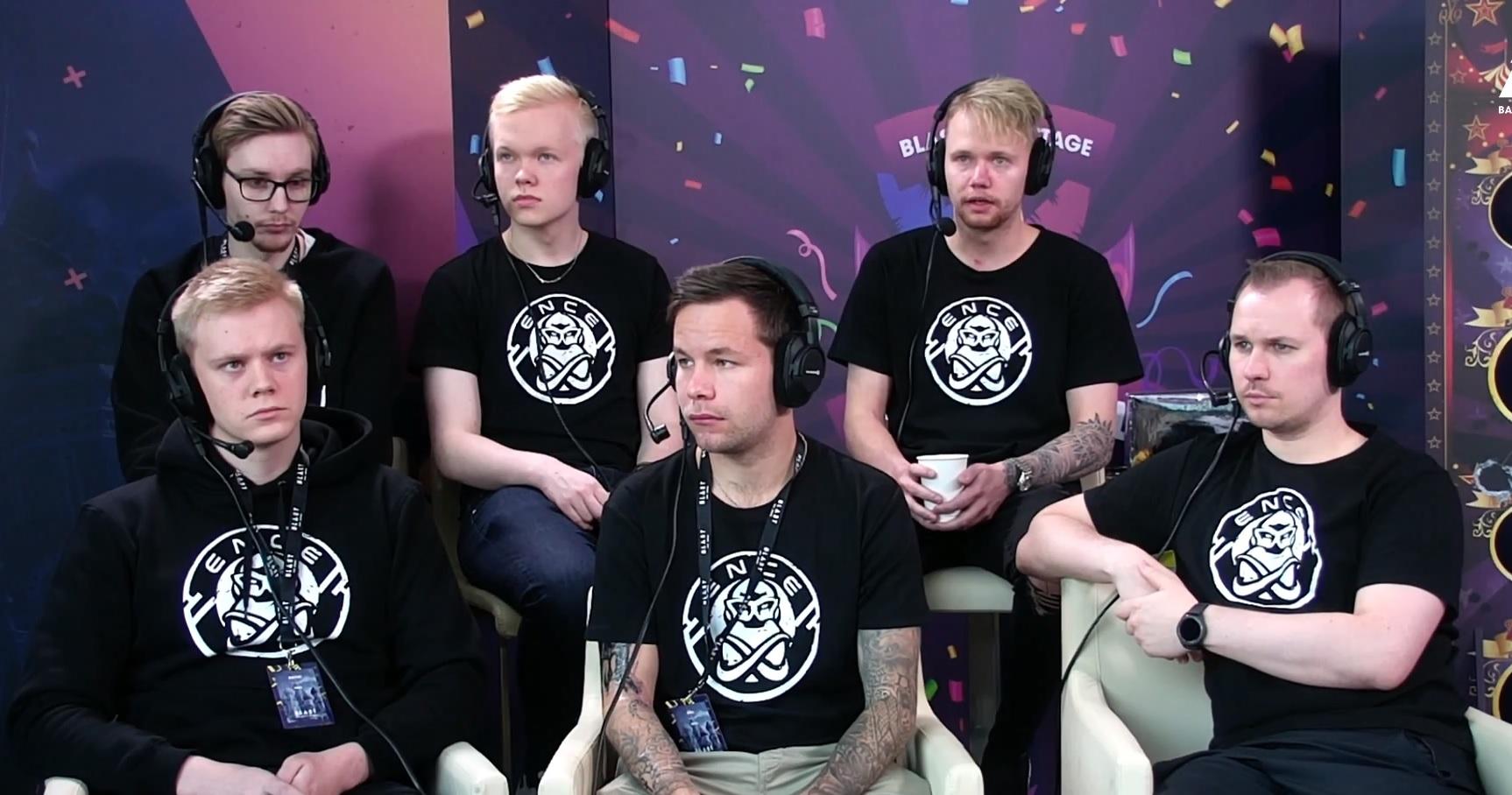 ENCEä koettelevat tänään kovat CS:GO-nimet – Pelaajatcom lähettää ottelut suomeksi