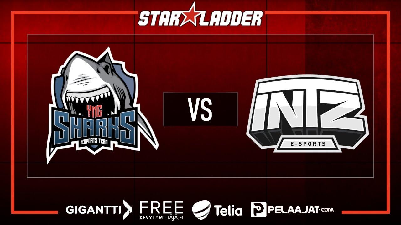 Sharks Esports vs INTZ Esports – Americas Minor semifinaali 1