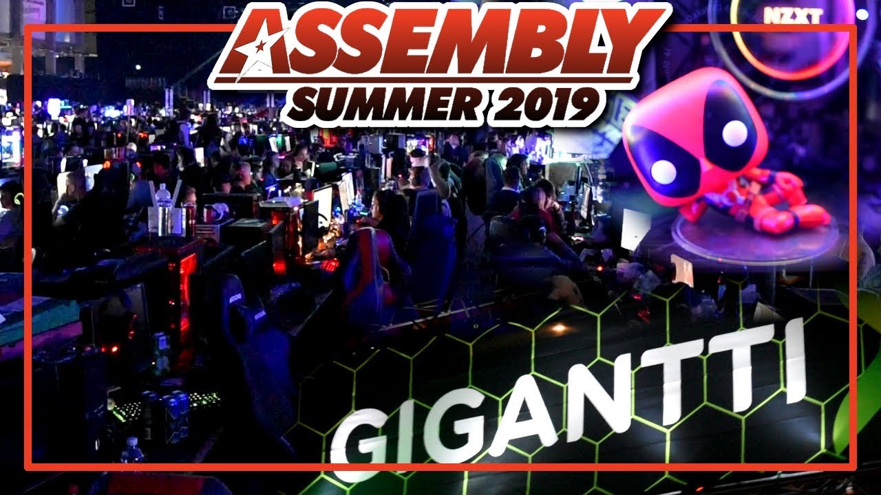 Pelaajat.com Assembly Summereilla