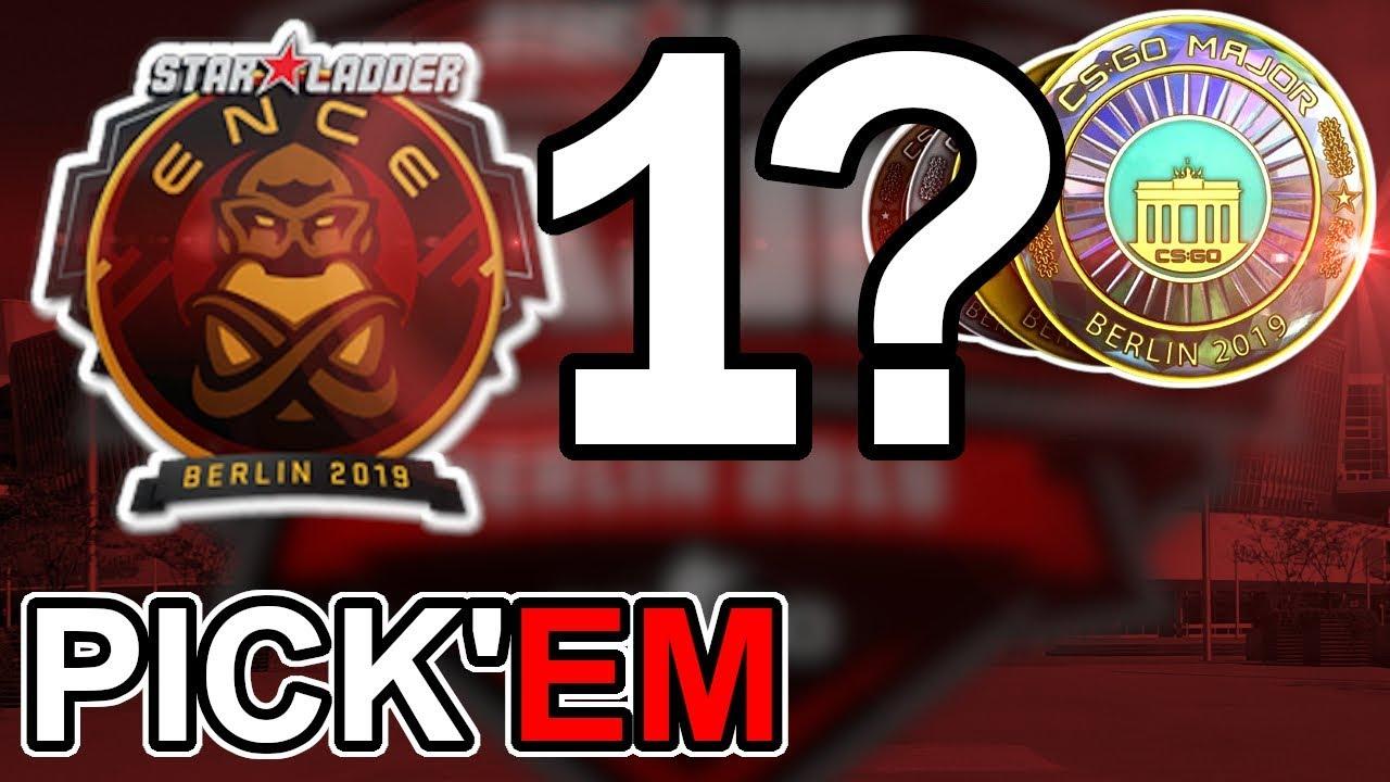 Voittaako ENCE majorit? – Pick'em Challenge